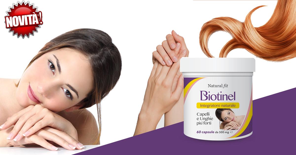biotinel capelli e unghie • Vita Donna