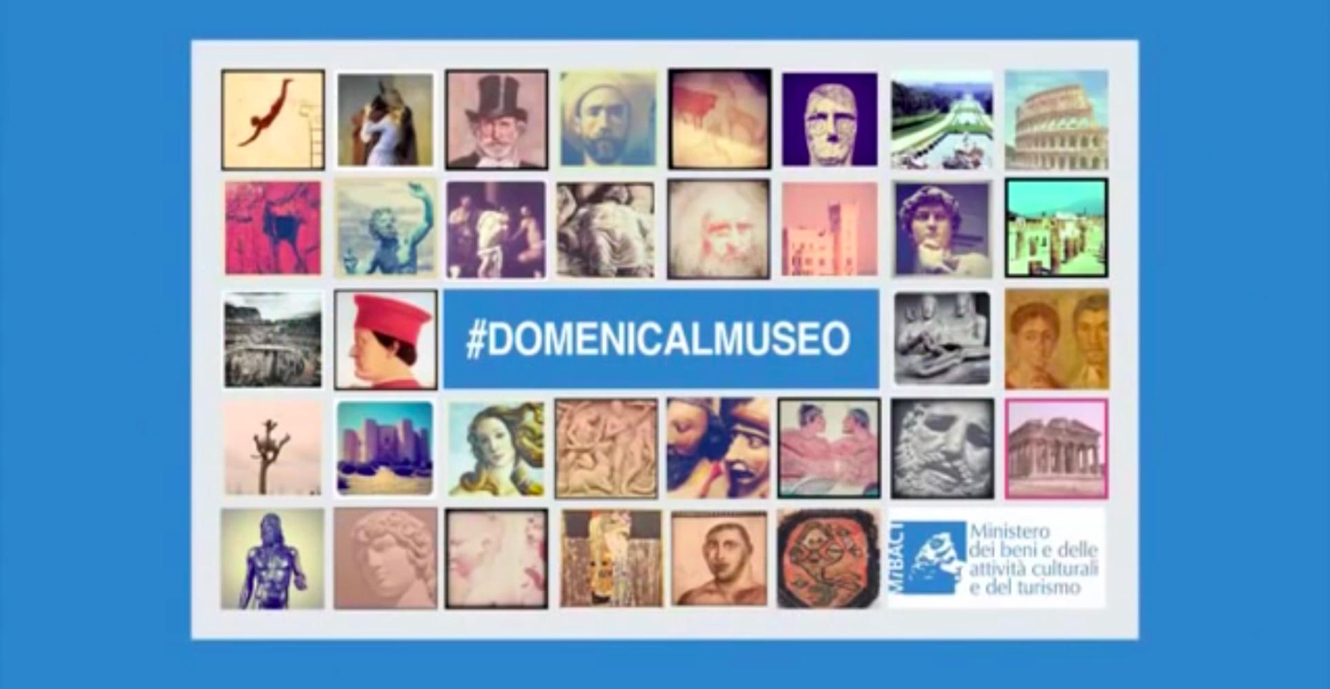 domenicalmuseo: musei gratis domenica 5 novembre 2017