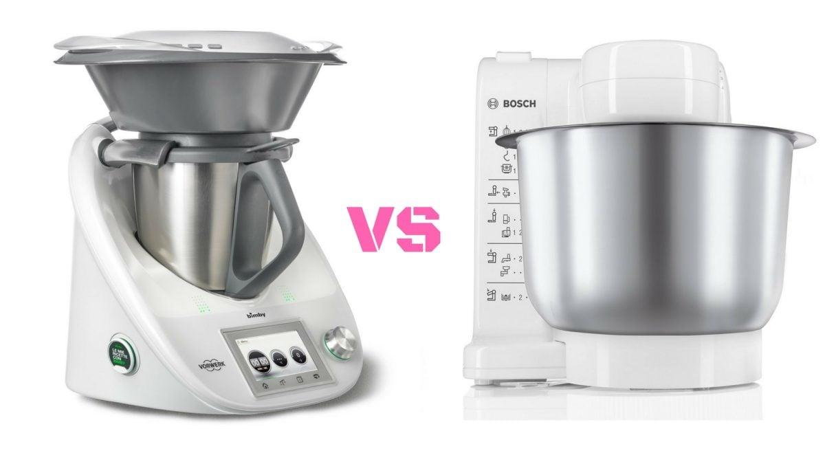 Bimby o Bosch il confronto: quale scegliere
