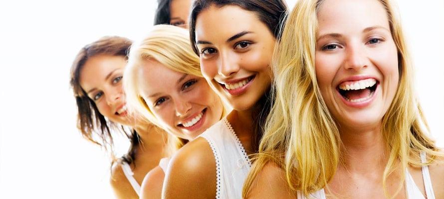 Le donne a 38 anni sono più belle e in forma che mai