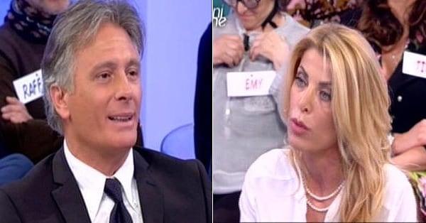 Anna Tedesco e Giorgio Manetti