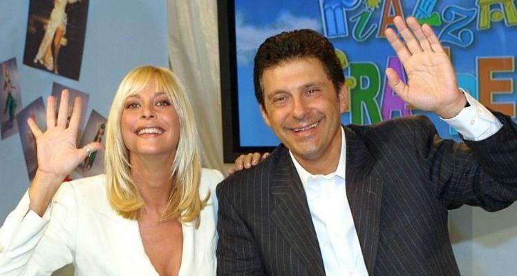 Stefania Orlando Fabrizio Frizzi
