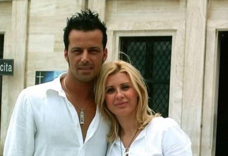 Chicco Nalli e Tina Cipollari