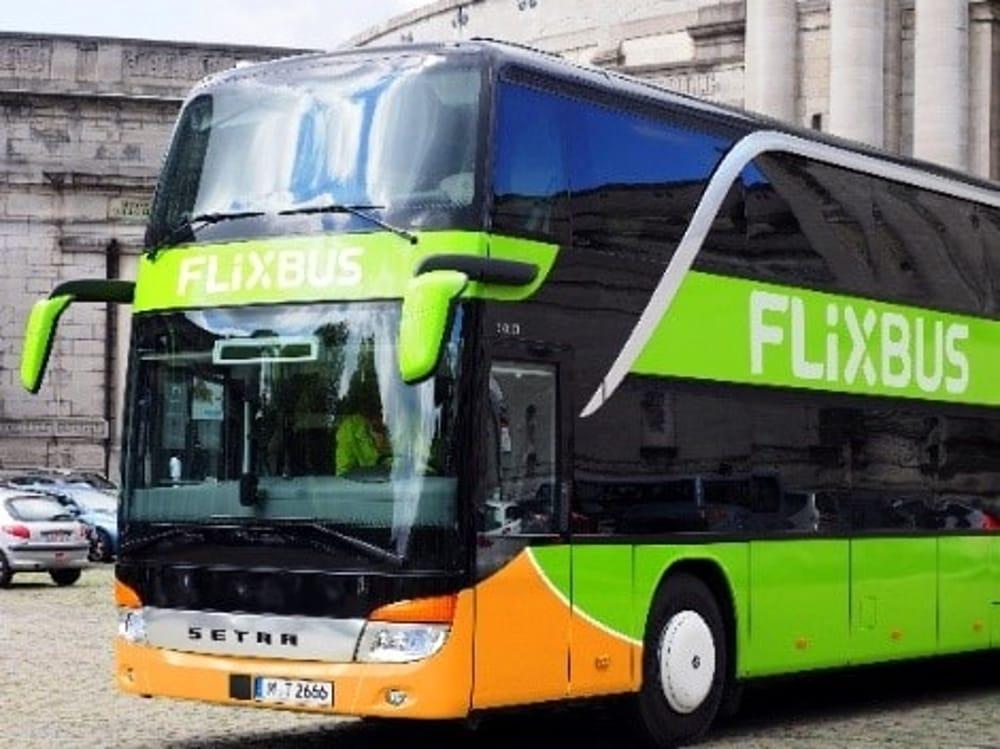 Come fare check in Flixbus