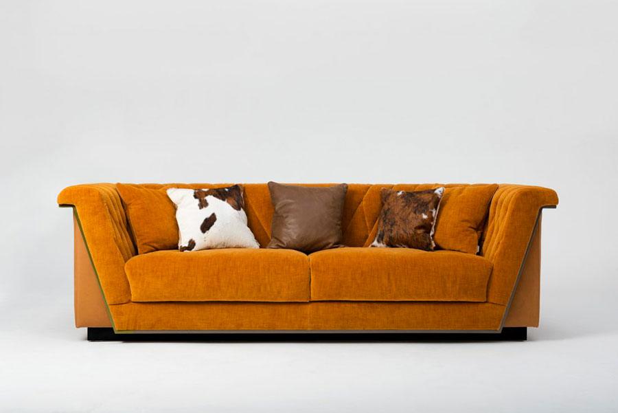 marca divani di lusso