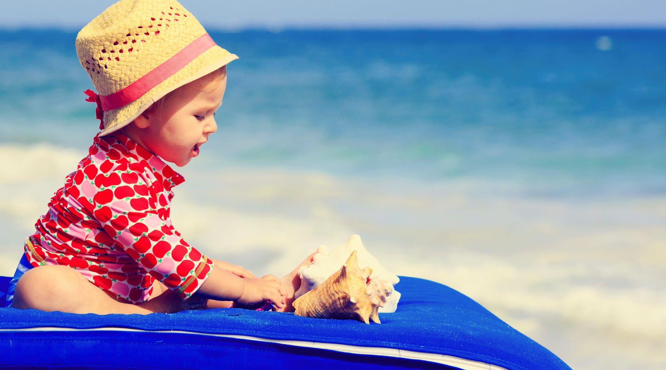 migliori creme solari neonati