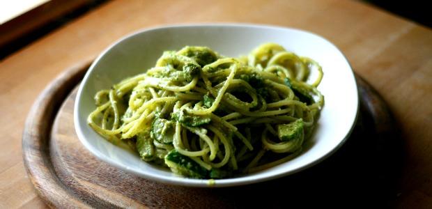 Pesto di zucchine e pistacchi Bimby