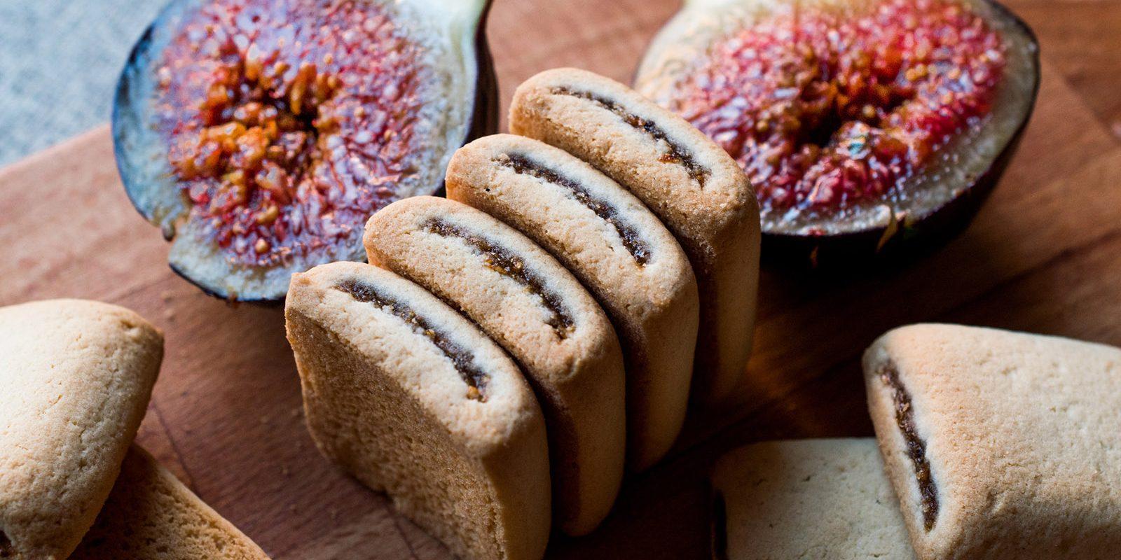 Biscotti ai fichi Bimby
