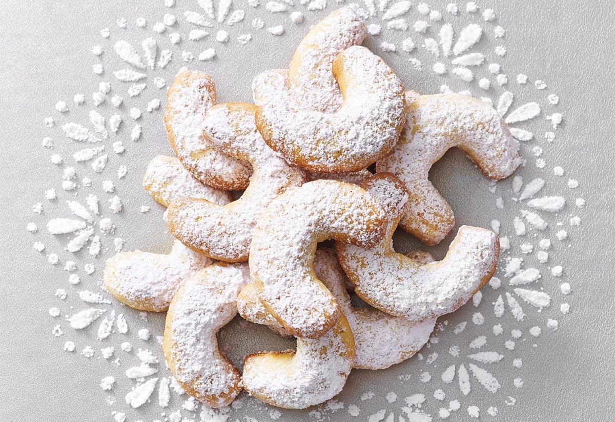 Vanillekipferl, ricetta dei biscotti tipici tedeschi