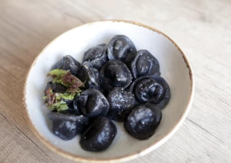 Pasta fresca al nero di seppia Bimby: ricetta collaudata