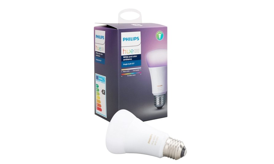 Lampadina E27 Philips Hue color