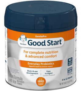 Gerber – Good Start Gentle Latte artificiale per neonati