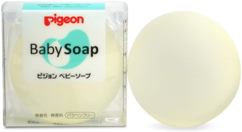 pigeon-BabySoap-sapone-bambini