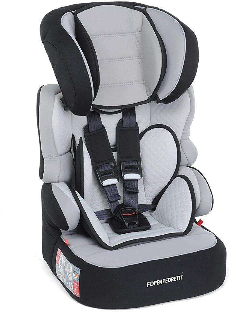 seggiolino-viaggio-macchina-neonato-bambino-gruppo-1/2/3-foppapedretti-babyroad
