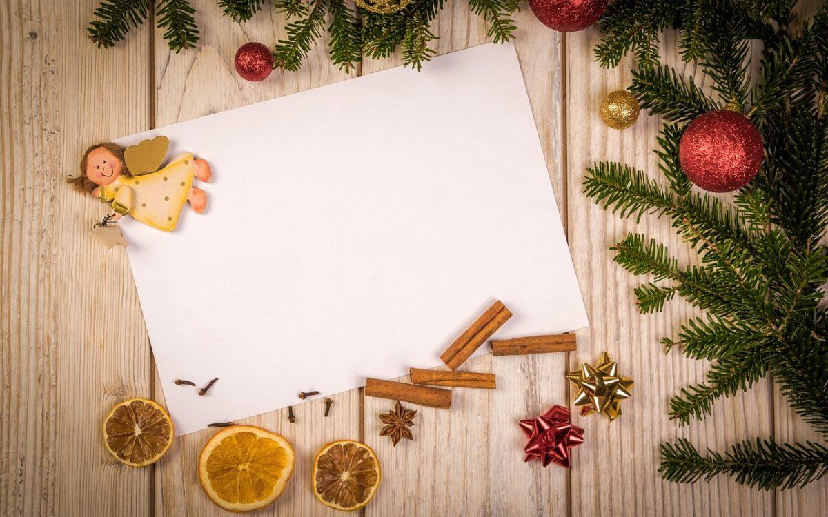 Lettera a Babbo Natale, dove spedirla