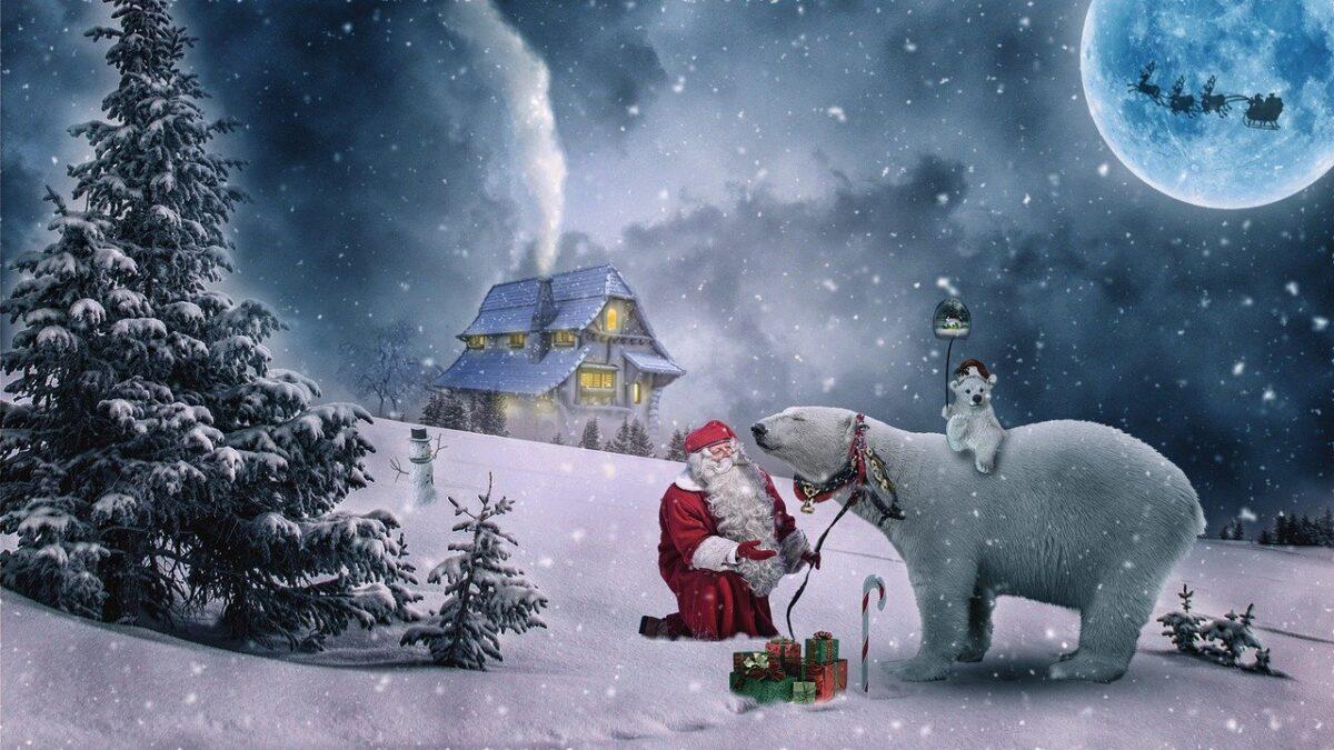 Dove abita Babbo Natale: vero indirizzo